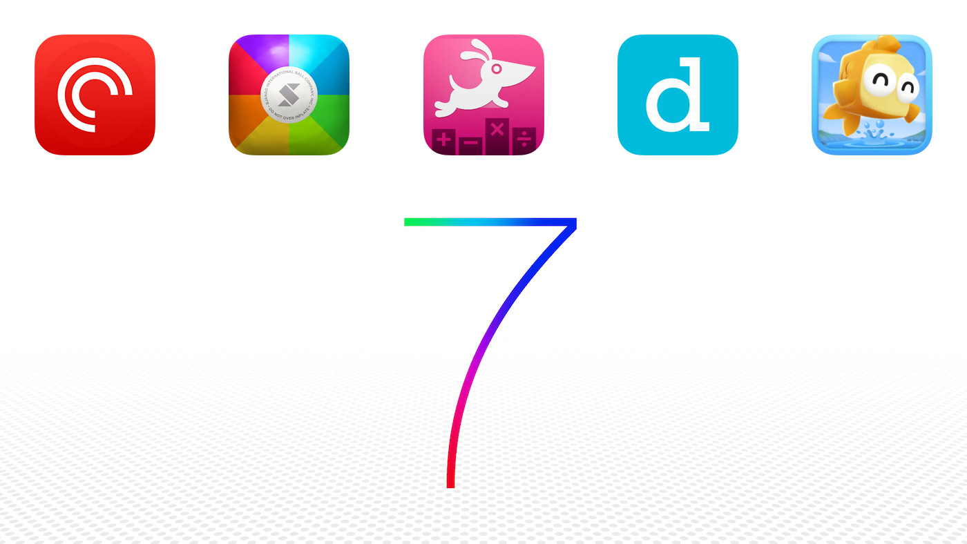 iOS 7 Australian Developers App Icons