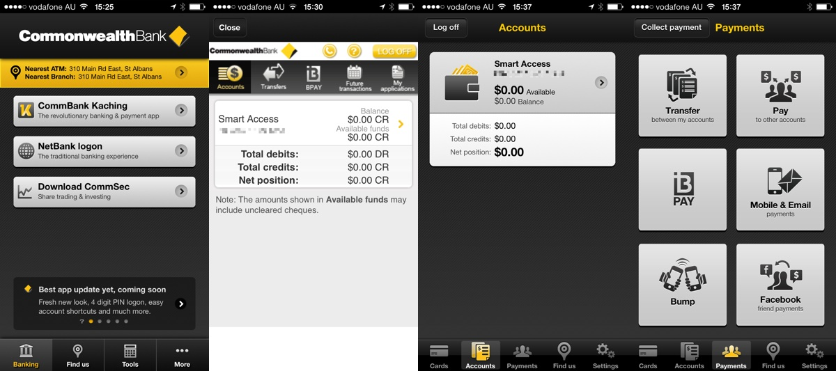commonwealth bank mobile banking