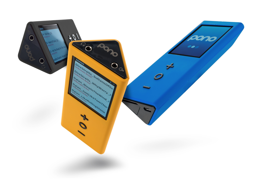 Pono Music Player