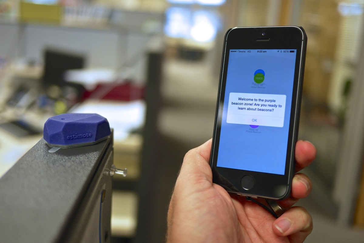 iBeacons For Good: The Educators Looking To Reclaim Location-Aware Tech - Reckoner