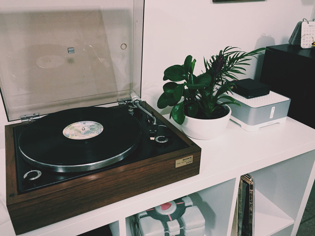 Streaming Vinyl With A Sonos Connect Amp Reckoner