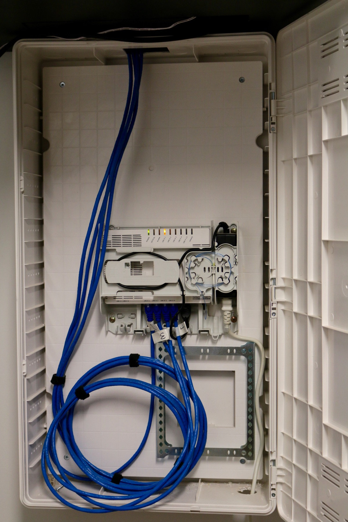 Wiring Up A New House With Ethernet A Walk Through