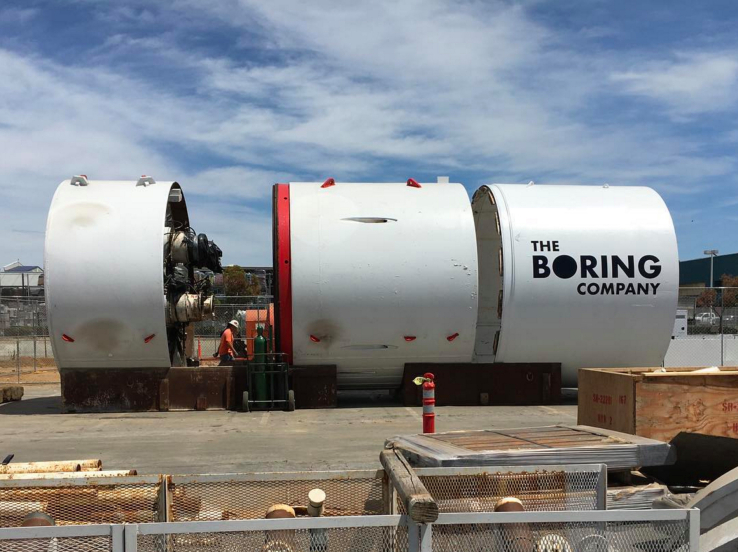 Musk, The Boring Company & Hyperloop gain government approval for a 220 mile tunnel