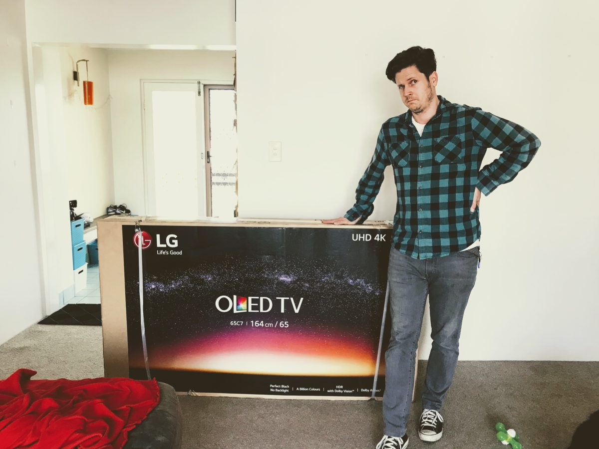 Upgrading Your TV Part 1: Picking OLED, Because Why Wouldn't You