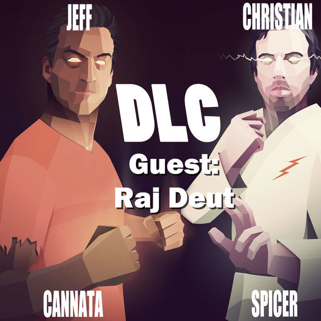 Raj guests on 5by5 network's DLC podcast