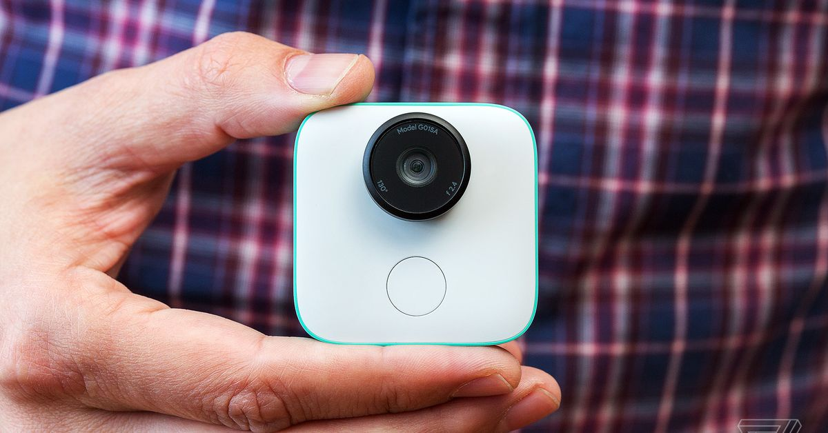 The Google Clips camera is the most interesting thing to come out of their event today