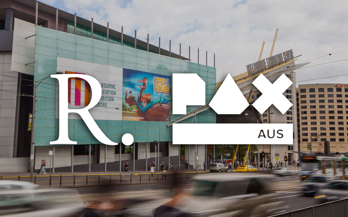 Your guide to PAX Australia 2017