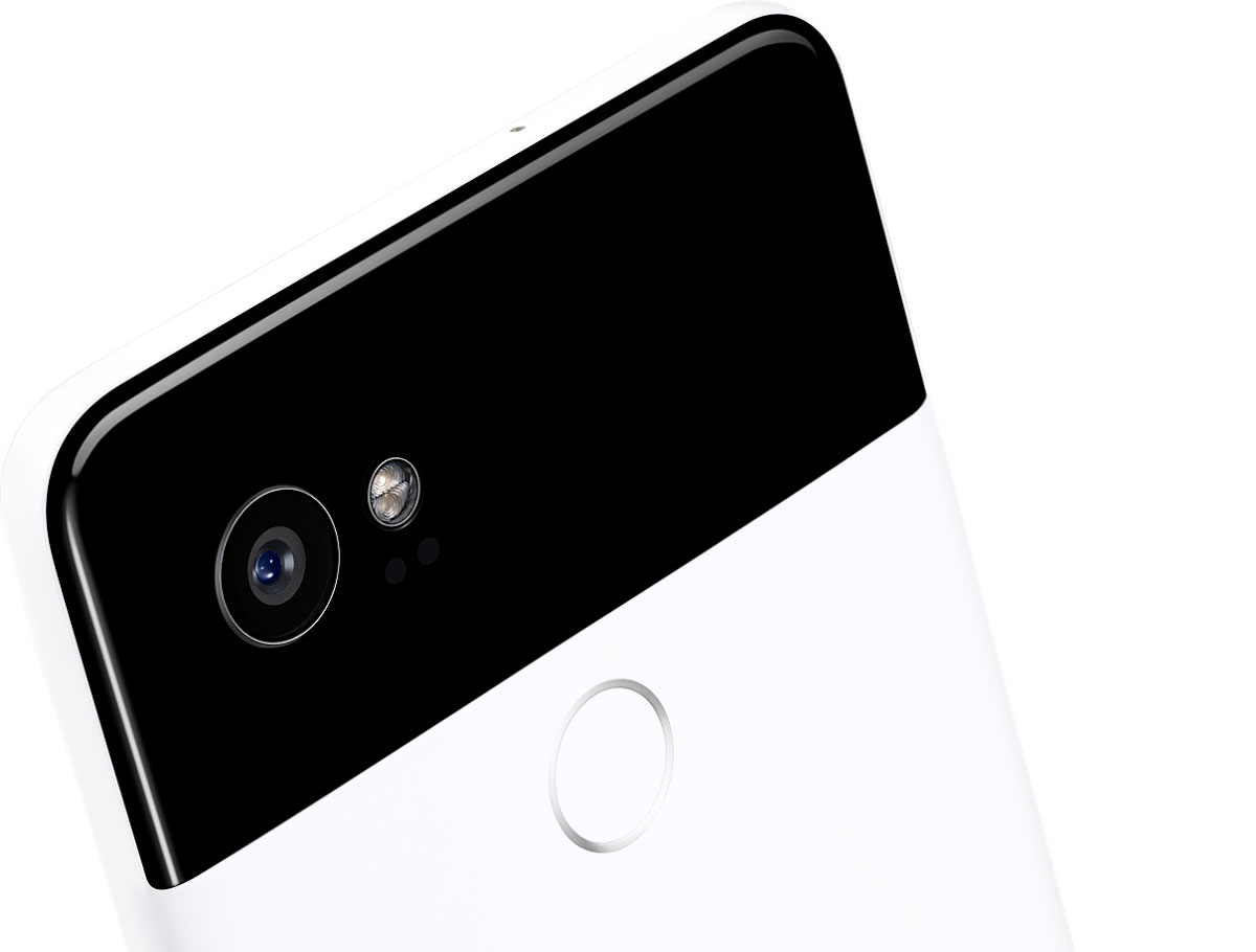 Google unveil the new Pixel 2 and Pixel 2 XL