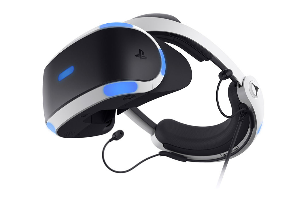 Sony announce an updated PlayStation VR headset