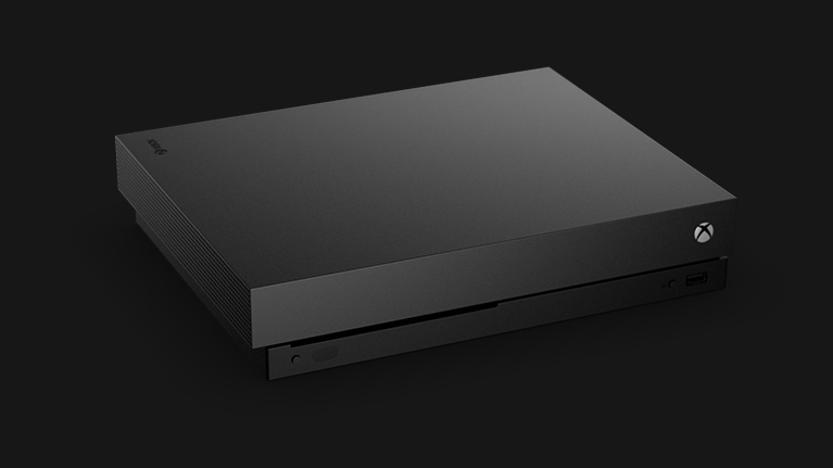 Xbox One X (the hands-off review)
