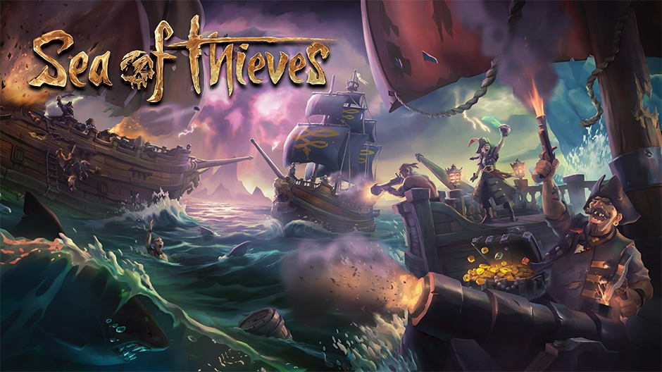 Here's your chance to play Sea of Thieves today