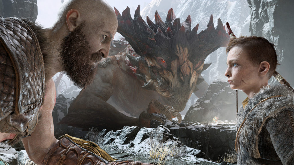 God of War arrives April 20