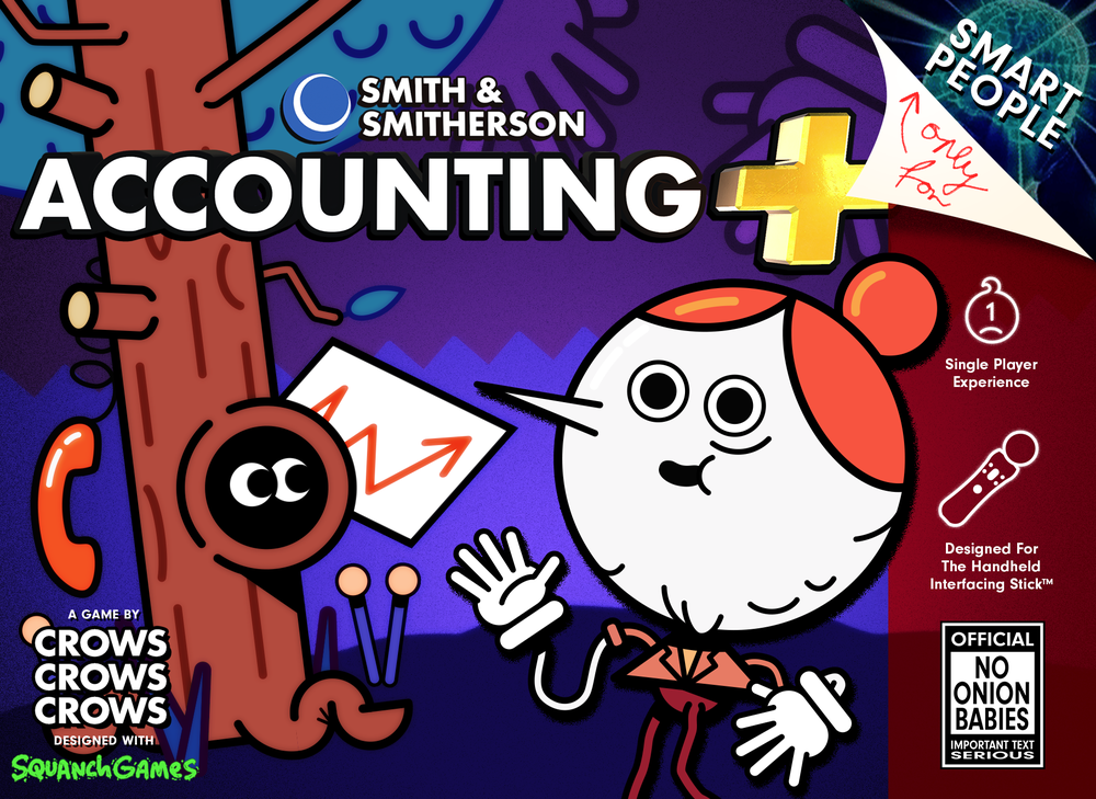 Review: Accounting+ for PSVR