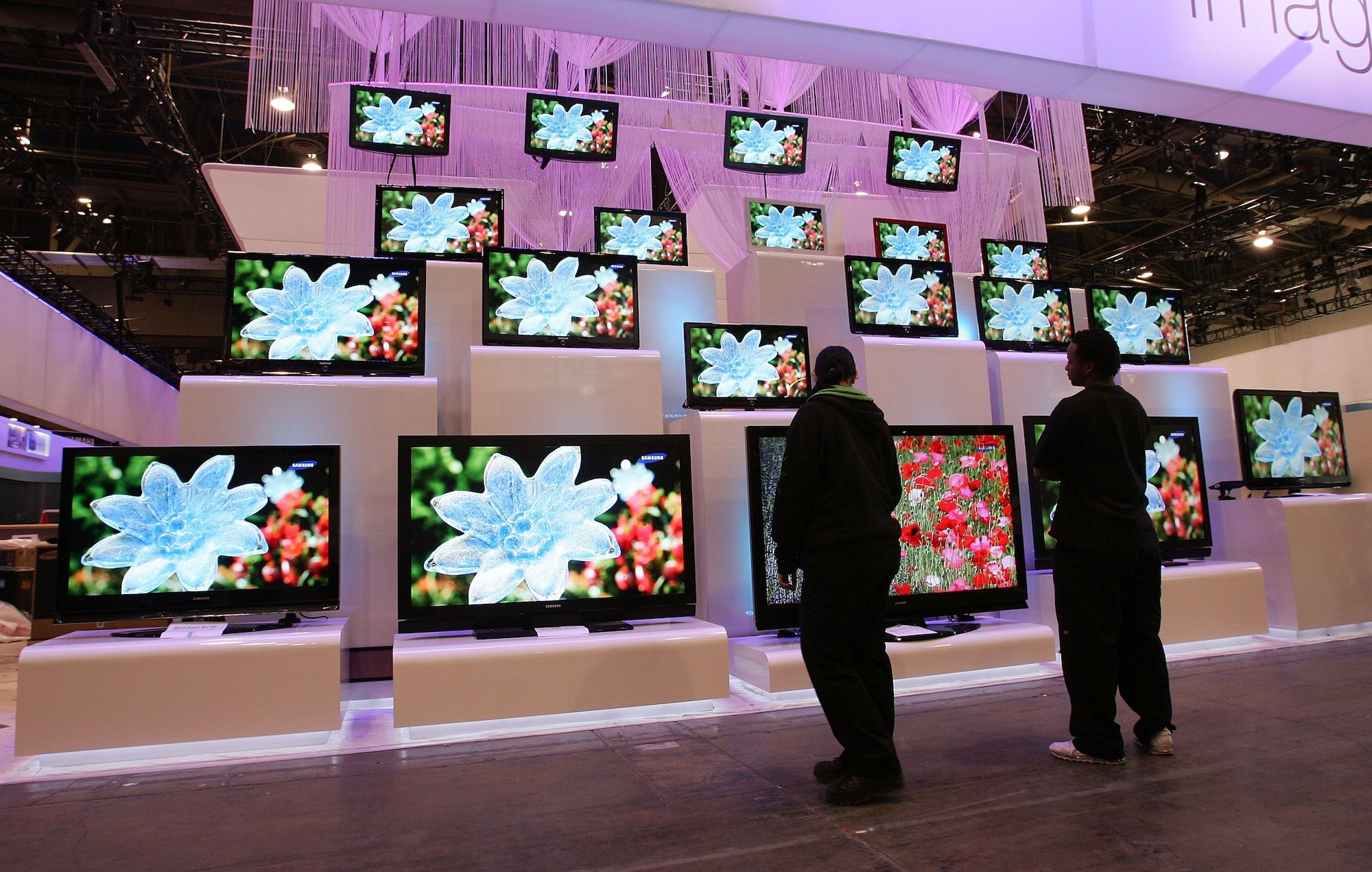 All the TV news from CES 2018