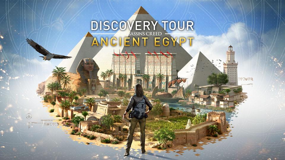 "Assassin's Creed: Origins' new ""Discovery Tour"" lets you tour ancient Egypt"
