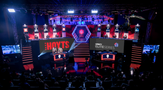 Hoyts to revitalise business model by turning cinemas into esports arenas