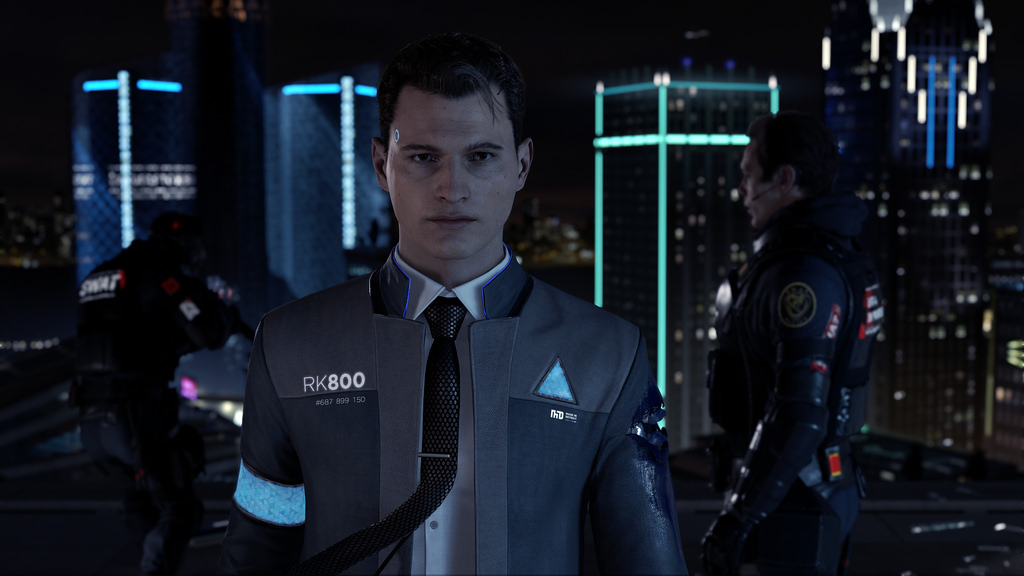 David Cage's Detroit: Become Human lands May 25th