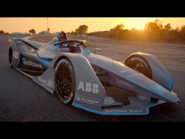 Formula E's Gen2 Car unveiled at Geneva Motor Show