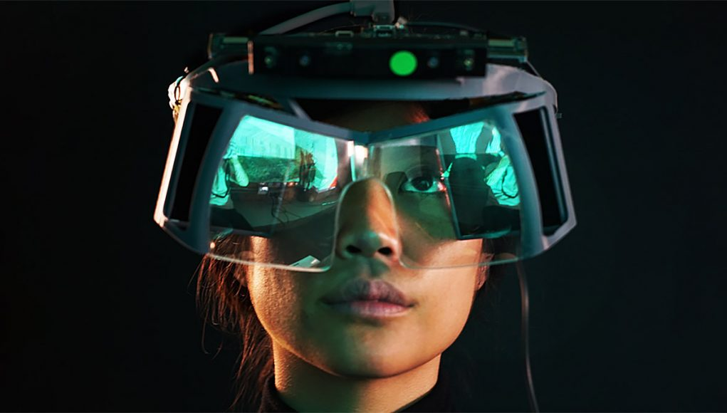 Leap Motion teases a new open-source wide FOV AR headset