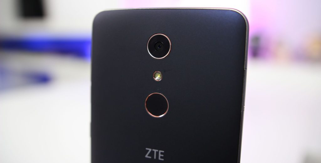 ZTE in freefall after sanctions in the US & UK with Australia possibly next