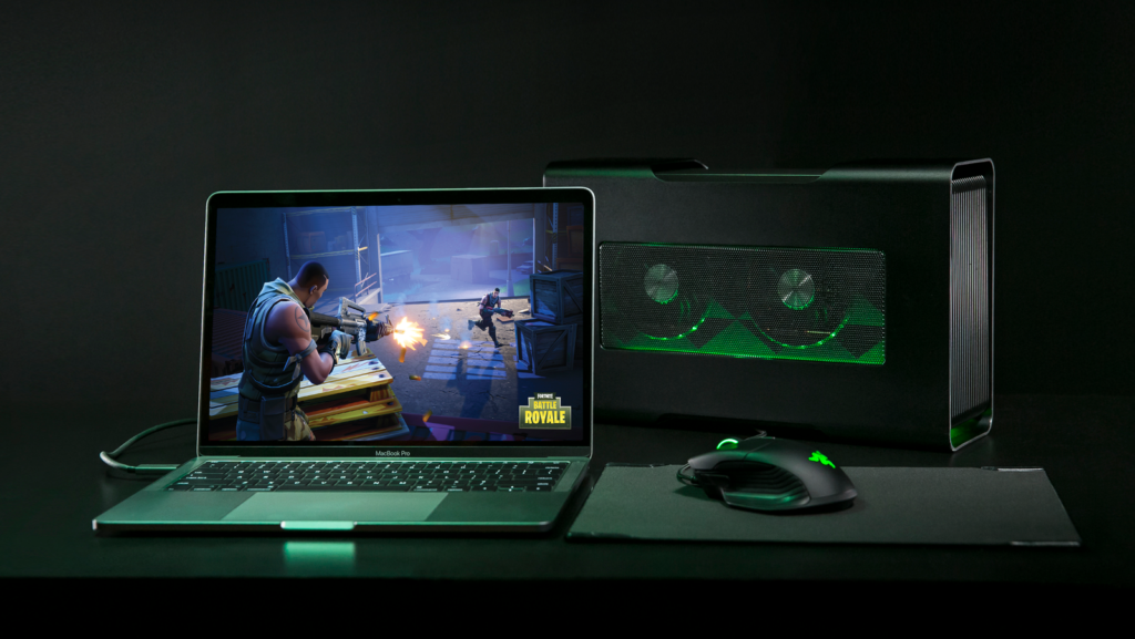 The new Razer Core X external GPU case brings Mac compatibility