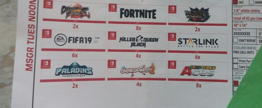 Leaks confirm Fortnite is Nintendo Switch bound