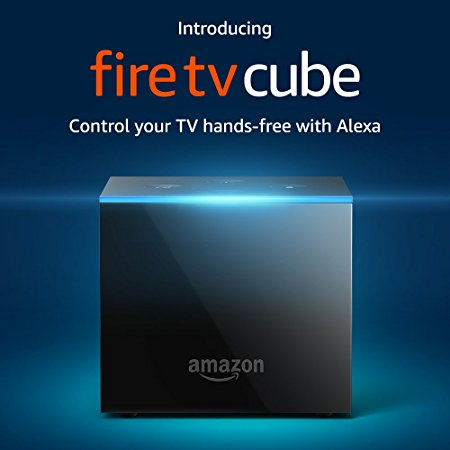 The new Amazon Fire TV Cube is great… for Americans