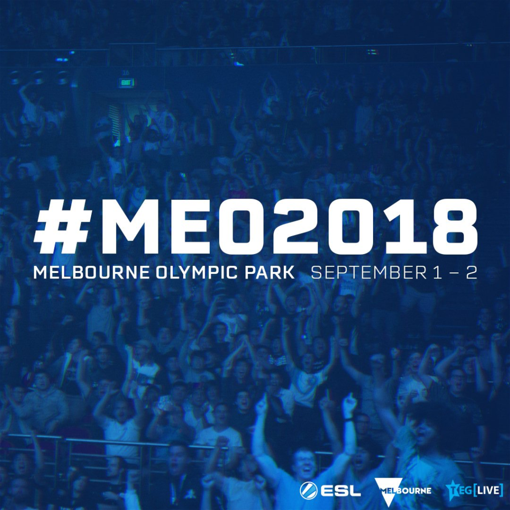 Victorian government launches huge Melbourne Esports Open event
