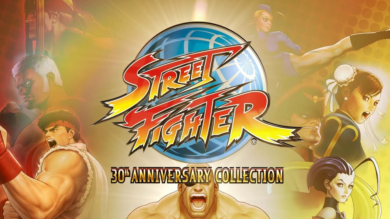 Review: Street Fighter 30th Anniversary Collection
