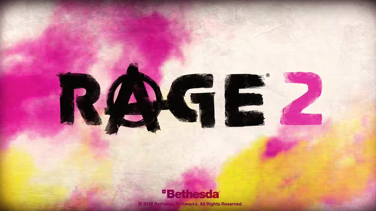 E3 2018: Hands on with Rage 2