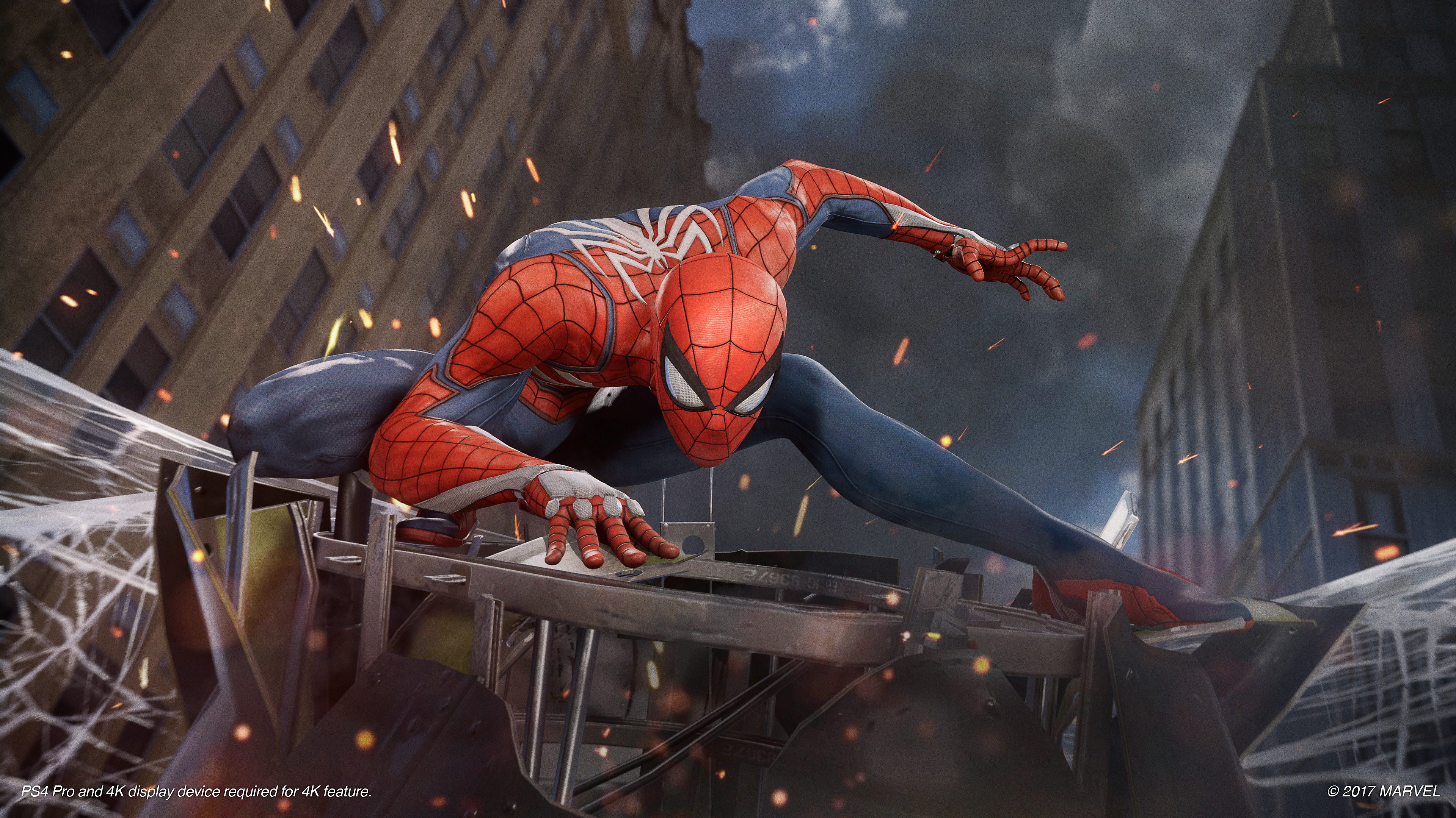 E3 2018: Hands on with Marvel's Spider-Man