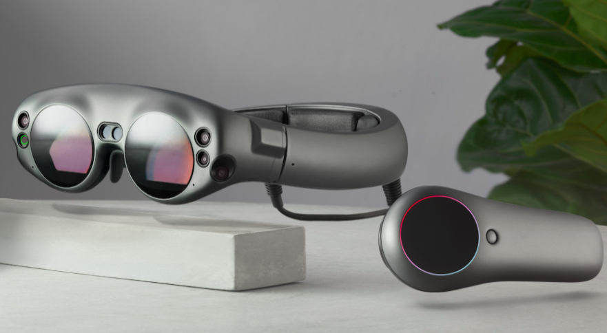 The Verge goes hands-on with the coveted Magic Leap AR headset