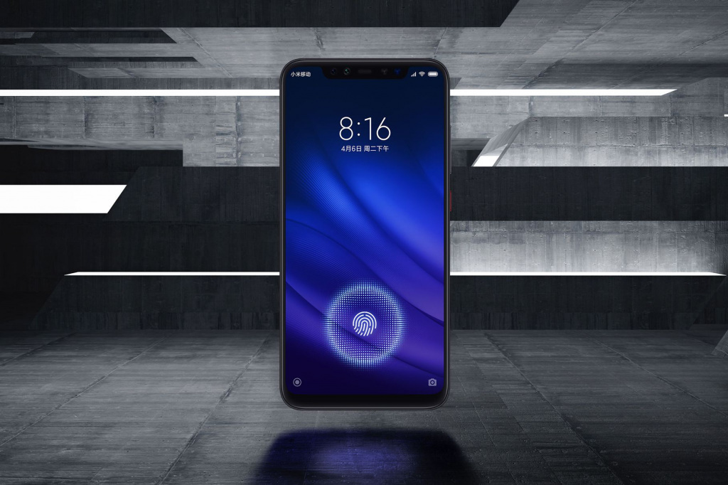 Apple couldn't put TouchID under a screen but Xiaomi's new M8 Pro has