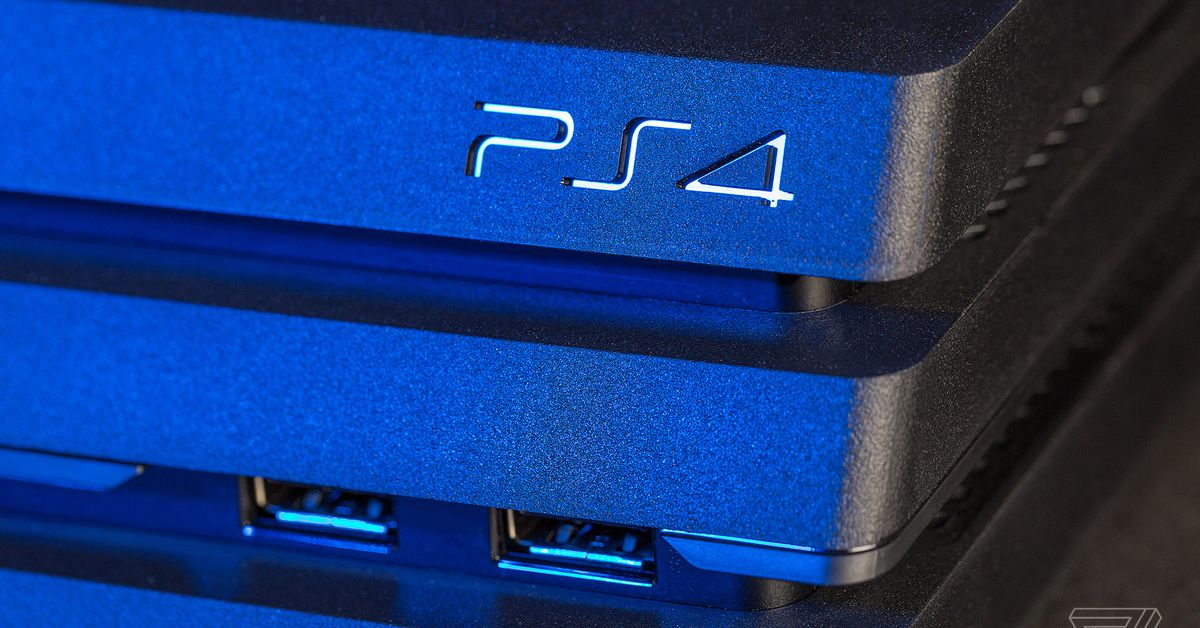 A malicious message is bricking PS4s