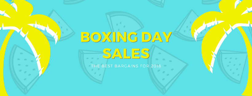 The best bargains at today's Boxing Day sales