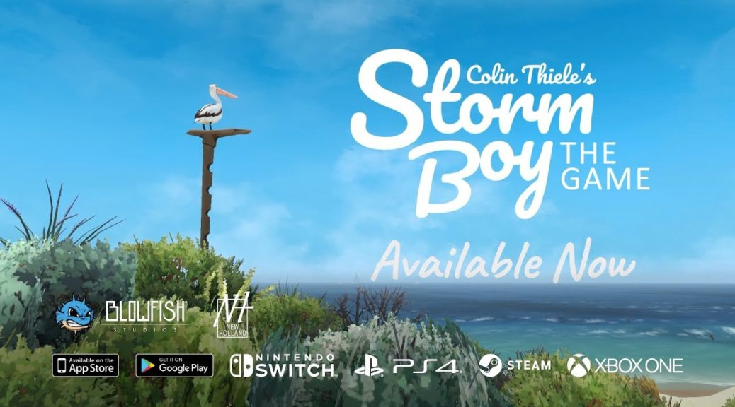 Review: Storm Boy – The Game