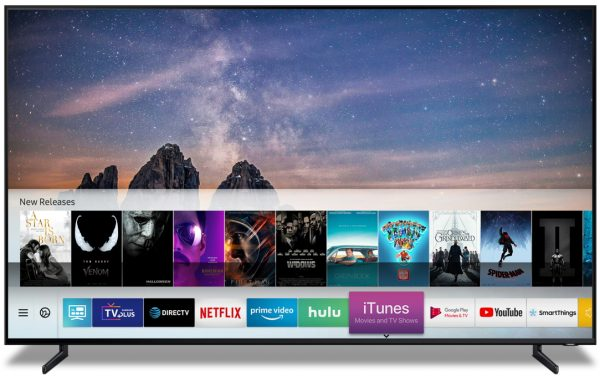 Apple is releasing iTunes for Samsung TVs