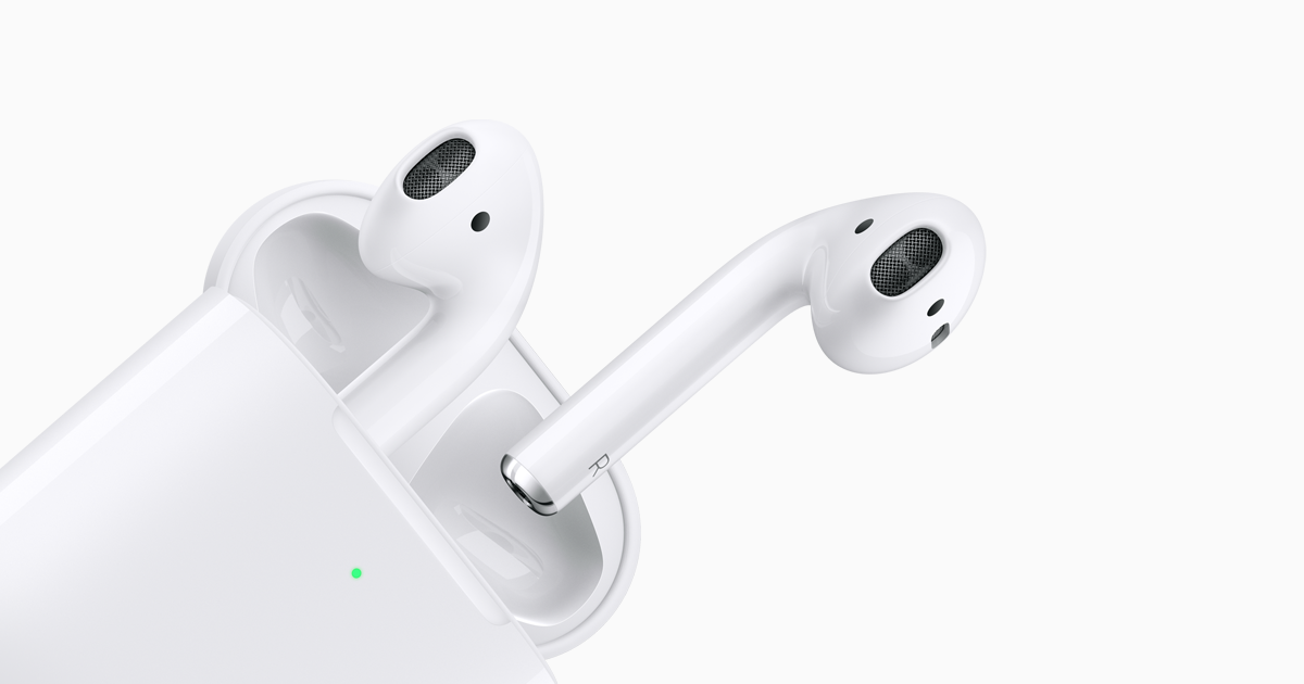 Apple release new wireless charging AirPods