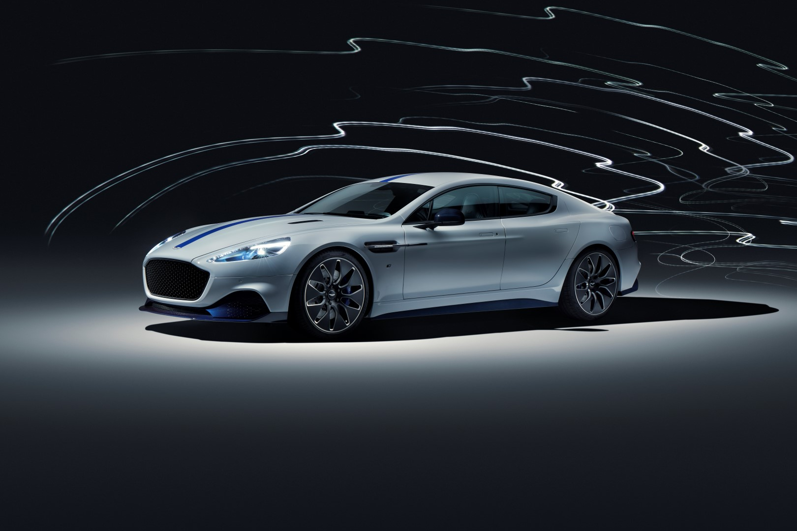 Aston Martin delivers promised EV – Rapide E