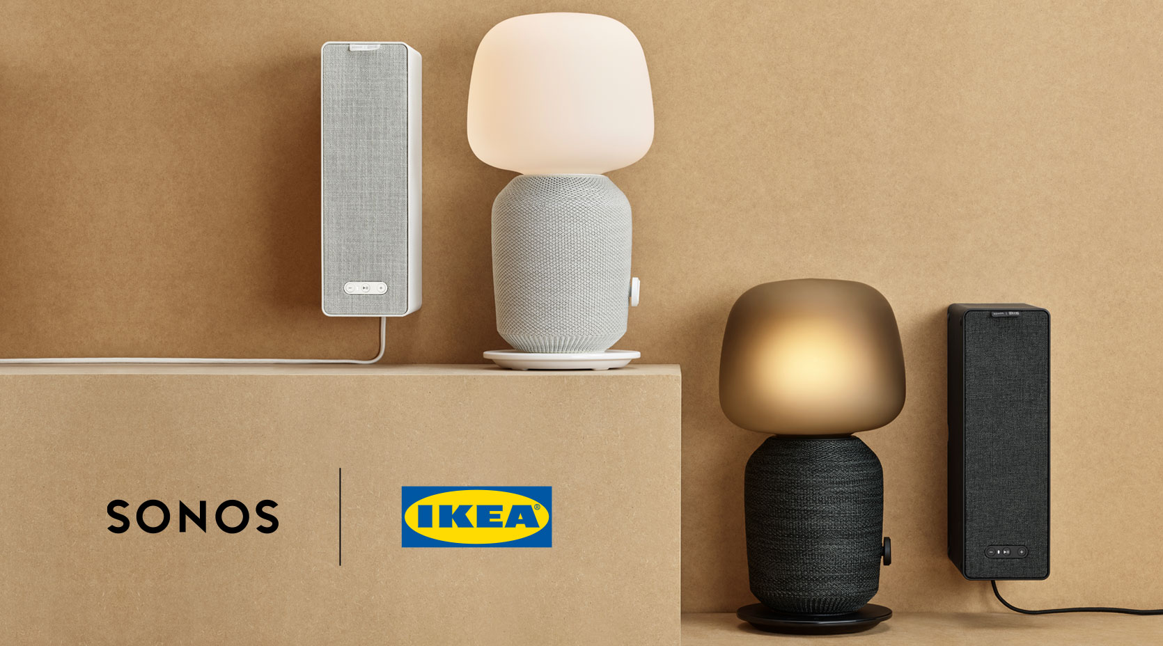 Sonos & Ikea partnership bears fruit – Meet Symfonisk