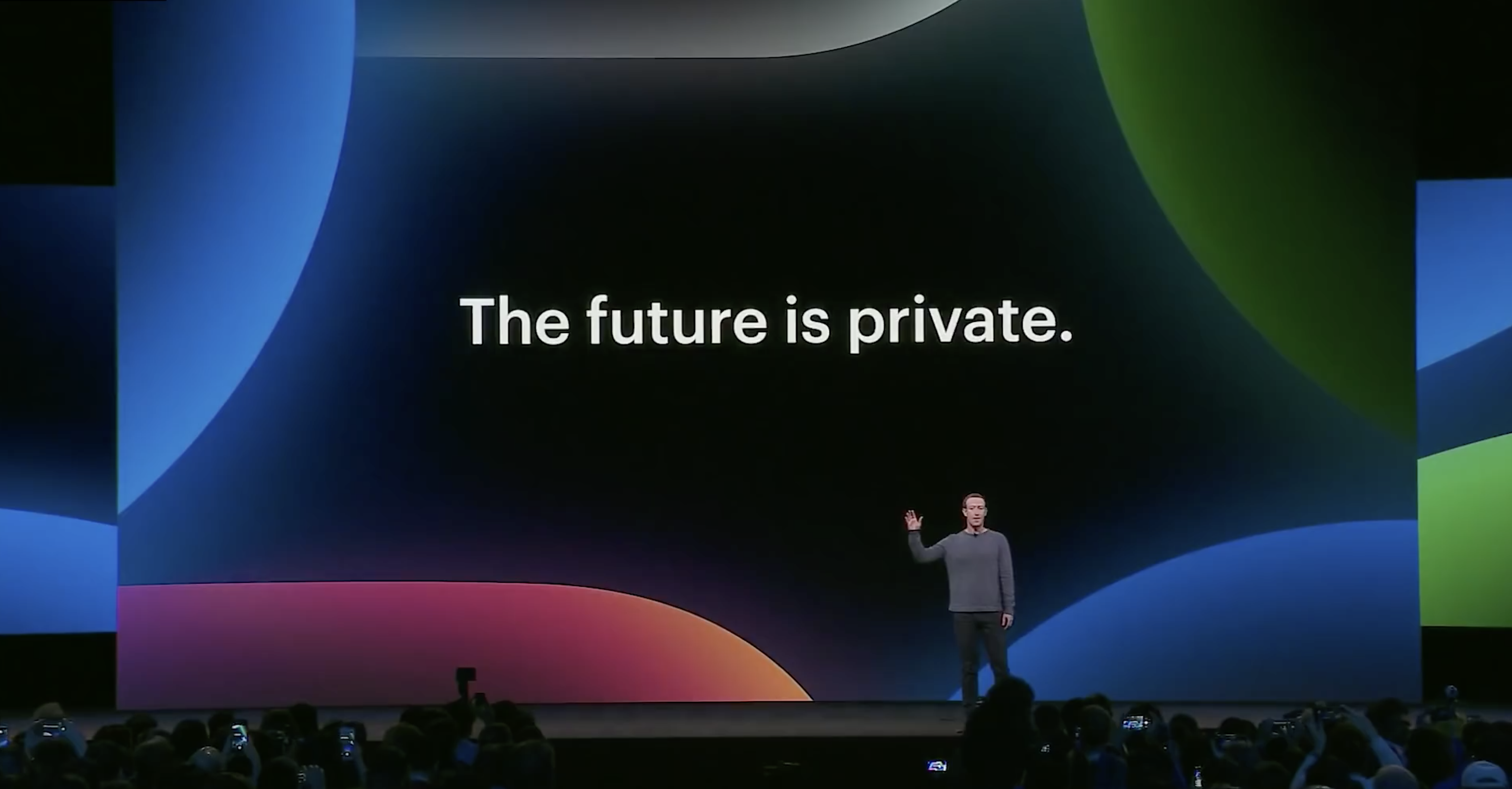 Facebook's F8 conference was a cringe-worthy PR exercise to reclaim privacy