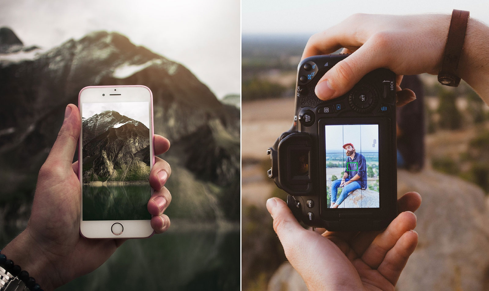 10 reasons why mirrorless cameras beat smartphones every time