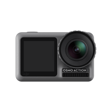 Look out GoPro here comes the Osmo Action