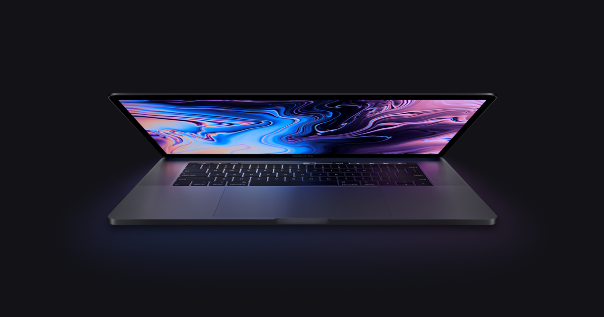 3rd time's a charm — Apple tries again with a new butterfly keyboard in speed-bumped MacBook Pros