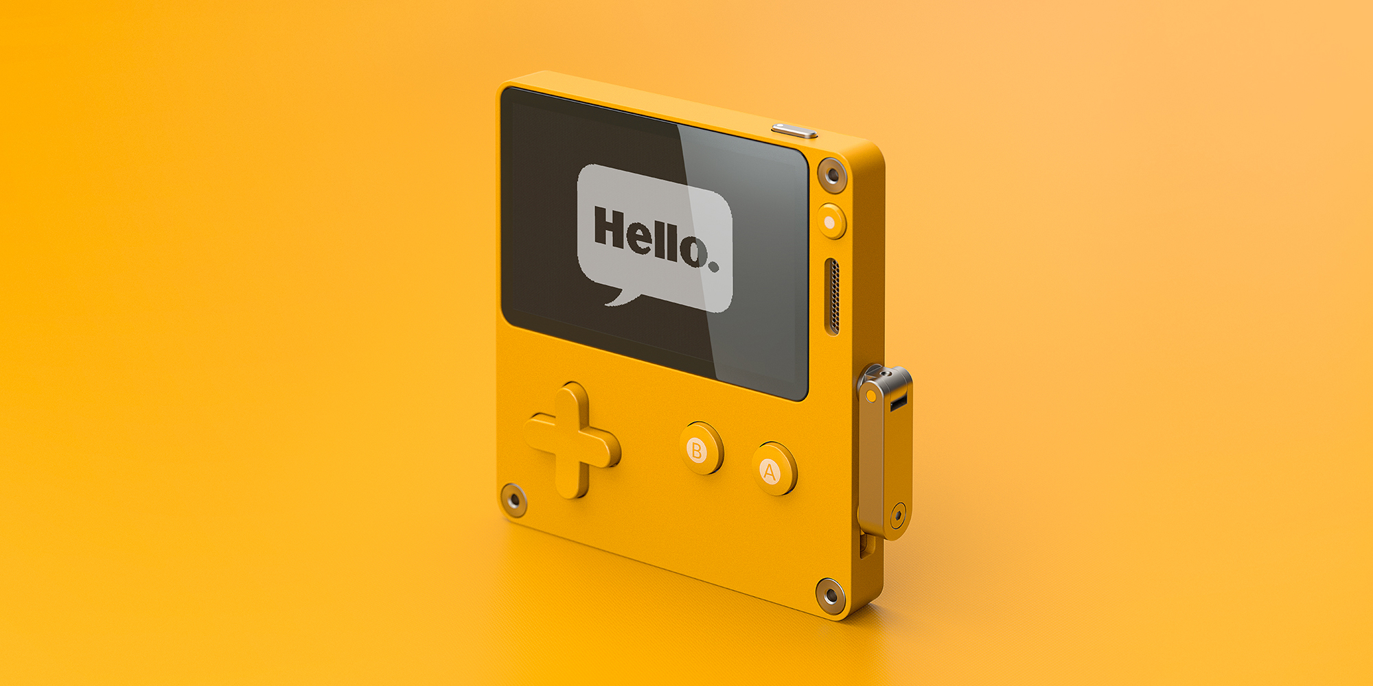 The guys behind Firewatch just announced their own handheld console