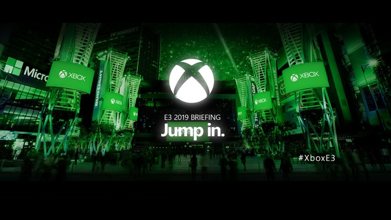 Xbox gets the E3 2019 party started with 60 new games, Keanu Reeves & upcoming console deets